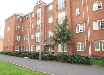 Thumbnail 2 bed flat for sale in Trevithick House, Crewe