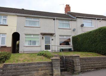 Thumbnail 2 bed terraced house for sale in Fflorens Road, Treowen, Newbridge