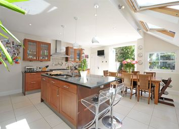 Thumbnail 5 bed terraced house to rent in Manchuria Road, London