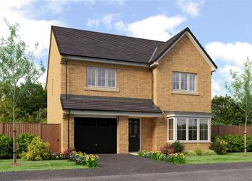 """Thumbnail 4 bed detached house for sale in """"The Ryton"""" at Backworth, Newcastle Upon Tyne"""