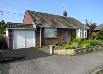 Thumbnail 3 bed detached bungalow for sale in High Street Close, Wool, Wareham