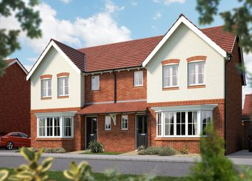 "Thumbnail 3 bedroom semi-detached house for sale in ""The Horton"" at Weights Lane Business Park, Weights Lane, Redditch"