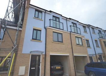 Thumbnail 4 bed terraced house for sale in Ron Hill Road, Queens Hill, Costessey, Norwich