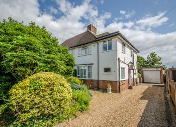 Thumbnail 3 bed semi-detached house for sale in Whitehurst Avenue, Hitchin, Hertfordshire