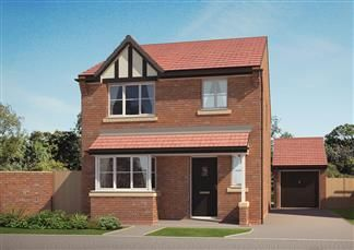 Thumbnail 3 bedroom detached house for sale in Warmingham Lane, Middlewich, Cheshire