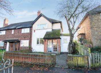 Thumbnail 3 bed end terrace house for sale in Westhorne Avenue, London
