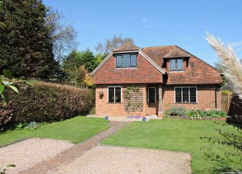 Thumbnail 4 bed detached house for sale in Dowlans Road, Bookham, Leatherhead