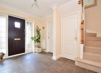 Thumbnail 5 bedroom detached house for sale in Bloor Close, Horsham, West Sussex