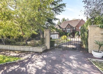 Thumbnail 5 bed detached house for sale in Russell Road, Moor Park, Middlesex
