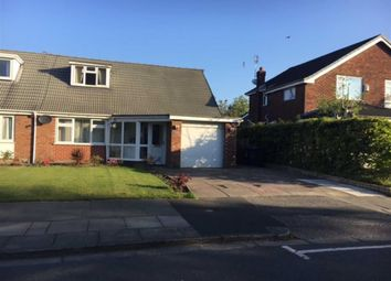 Thumbnail 3 bed semi-detached bungalow for sale in Fairmount Road, Broadoak Park, Swinton