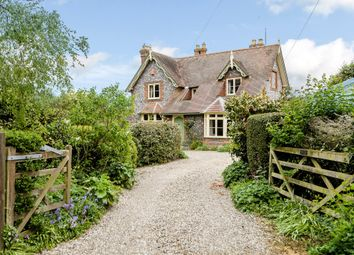 Thumbnail 4 bed detached house for sale in The Meadows, Aylsham, Norwich