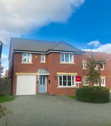 Thumbnail 4 bed detached house for sale in Boreay Close, Middlewich