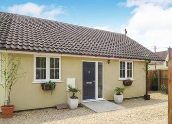 Thumbnail 2 bed semi-detached bungalow for sale in Violet Hill Road, Stowmarket