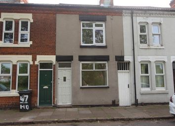 Thumbnail 2 bedroom terraced house to rent in Hughenden Drive, Leicester