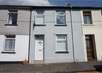 Thumbnail 3 bed terraced house for sale in Pond Place, Cwmbach