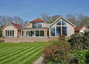 Thumbnail 5 bed detached house for sale in Monument Lane, Lymington