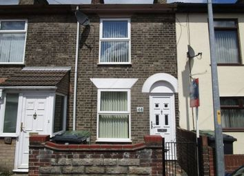 Thumbnail 2 bedroom terraced house to rent in Trafalgar Road West, Gorleston, Great Yarmouth