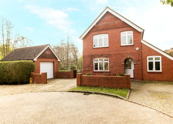 Thumbnail 3 bed detached house for sale in Firs Avenue, Bramley, Guildford, Surrey