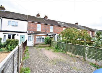 Thumbnail 2 bed terraced house for sale in Park Way, Havant