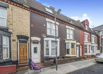 Thumbnail 4 bed terraced house for sale in St. Andrew Road, Anfield, Liverpool
