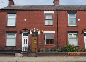 Thumbnail 2 bed terraced house to rent in Stockport Rd, Denton
