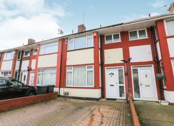 Thumbnail 3 bed terraced house for sale in Elmore Road, Luton, Bedfordshire