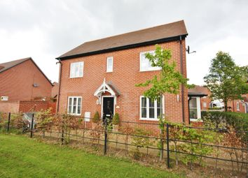 Thumbnail 3 bed detached house to rent in Ash Way, Whiteley, Fareham