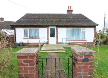 Thumbnail 2 bedroom detached bungalow for sale in George Borrow Road, Dereham