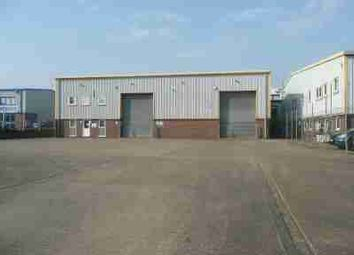 Thumbnail Warehouse to let in Unit 3B Marine Park, Gapton Hall Industrial Estate, Great Yarmouth