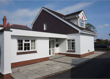 Thumbnail 4 bed detached house for sale in Coedcae Road, Llanelli