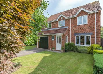 Thumbnail 4 bed detached house for sale in Horse Fayre Fields, Spalding, Lincolnshire