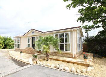 Thumbnail 2 bedroom mobile/park home for sale in Holton Heath Park, Wareham Road, Holton Heath, Poole