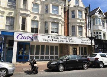 Thumbnail Retail premises for sale in 27-29 Sackville Road, Bexhill-On-Sea, East Sussex
