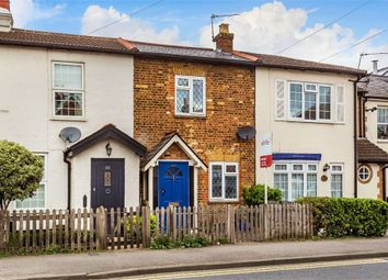 Thumbnail 2 bed terraced house for sale in Molesey Road, Hersham, Walton-On-Thames, Surrey