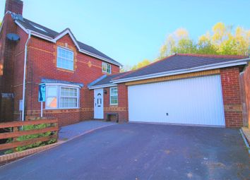 Thumbnail 5 bed detached house for sale in Brynhyfryd, Tircoed Forest Village, Penllergaer, Swansea