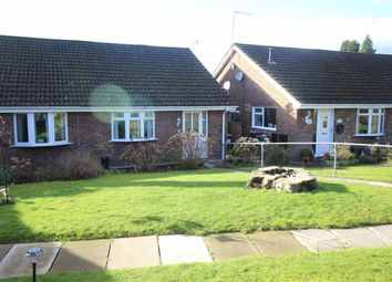 Thumbnail 2 bed semi-detached bungalow for sale in Springfield Close, Cwmbran, Torfaen