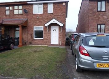 Thumbnail 2 bed semi-detached house for sale in Heath Street, Birmingham