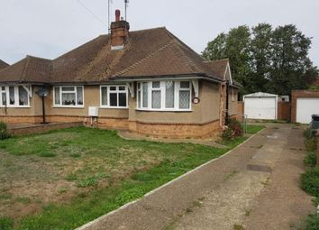 Thumbnail 2 bed bungalow for sale in Stormont Road, Hitchin, Hertfordshire