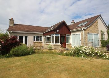 Thumbnail 4 bed detached bungalow for sale in Pilmuir Road West, Forres
