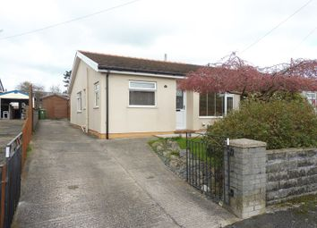 Thumbnail 3 bed semi-detached bungalow for sale in Fair View, Hirwaun, Aberdare
