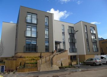 Thumbnail 2 bed flat to rent in Firepool Crescent, Taunton