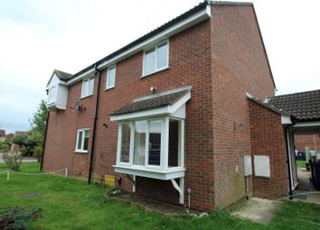 Thumbnail 2 bedroom end terrace house to rent in Witham Close, St. Ives, Huntingdon