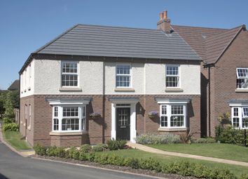 "Thumbnail 4 bed detached house for sale in ""Eden"" at Tamora Close, Heathcote, Warwick"
