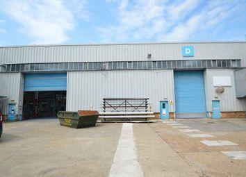 Thumbnail Warehouse to let in Unit D, Fleets Corner Business Park, Poole