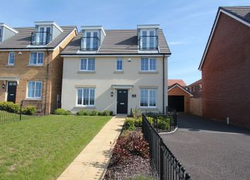 Thumbnail 5 bedroom detached house for sale in Heol Y Sianel, Rhoose, Barry