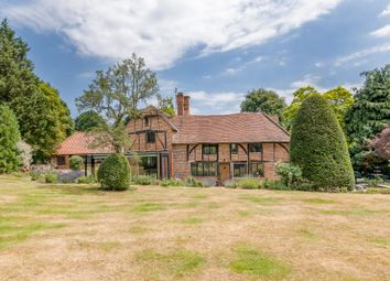 Leigh Hill Road, Cobham, Surrey KT11. 4 bed detached house for sale