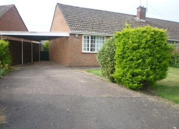 Thumbnail 2 bedroom bungalow to rent in Coronation Grove, Swaffham