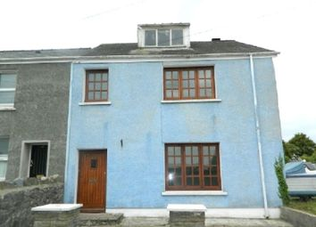 Thumbnail 3 bed semi-detached house to rent in Front Street, Pembroke Dock, Pembrokeshire.