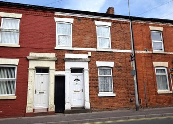 Thumbnail 3 bed terraced house for sale in Plungington Road, Plungington, Preston