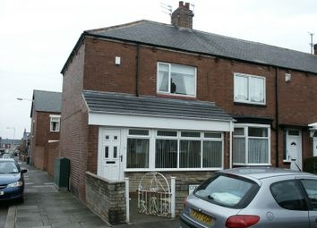 Thumbnail 3 bed terraced house for sale in Coleridge Avenue, South Shields